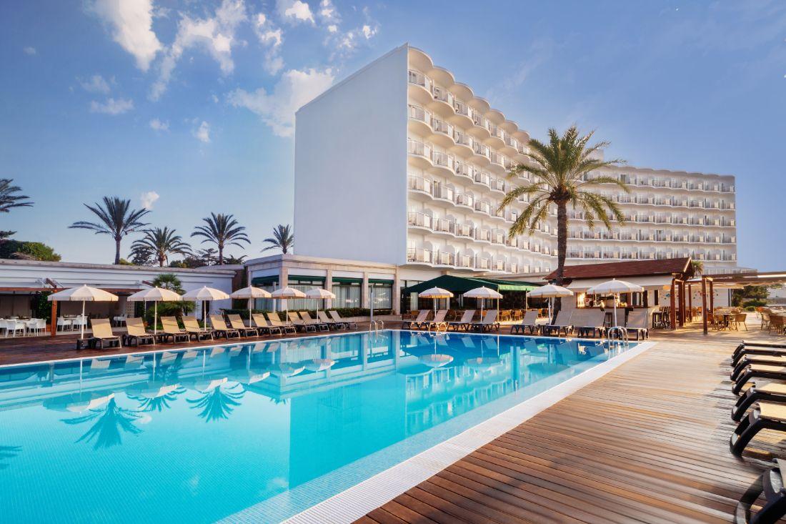 Foto de Vista del Hotel San Luis