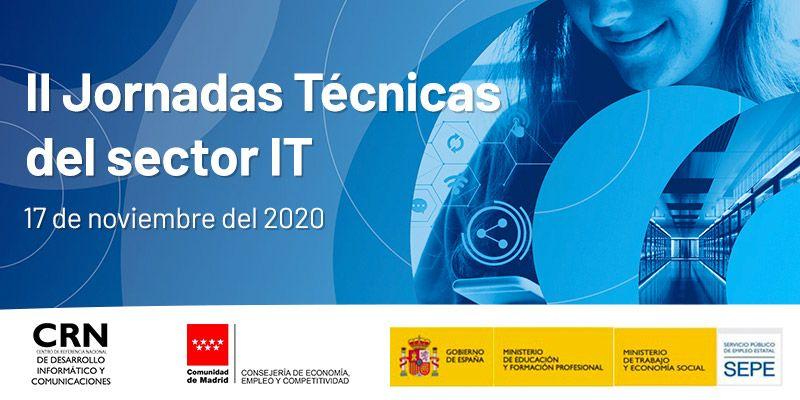 Fotografia II Jornadas Técnicas Sector IT