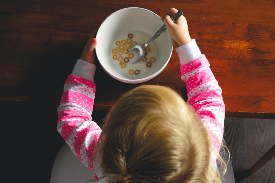 Foto de Más de la mitad de los niños españoles toma un desayuno