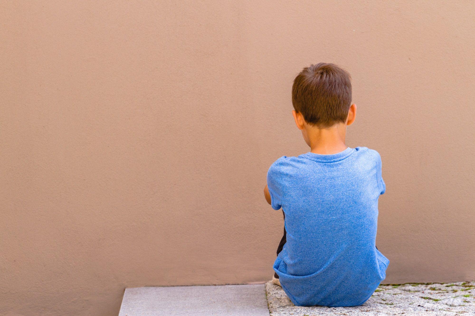 Foto de La presencia de los niños es inevitable en los desahucios