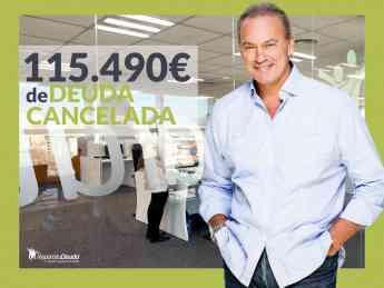 Noticias Derecho | Bertín Osborne, imagen oficial de Repara tu deuda