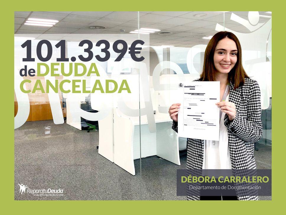 Repara tu deuda abogados cancelada 101.339 ? en Alcobendas, Madrid, con la Ley de Segunda Oportunidad