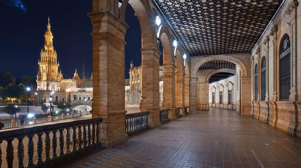 Foto de Plaza de  España - Sevilla