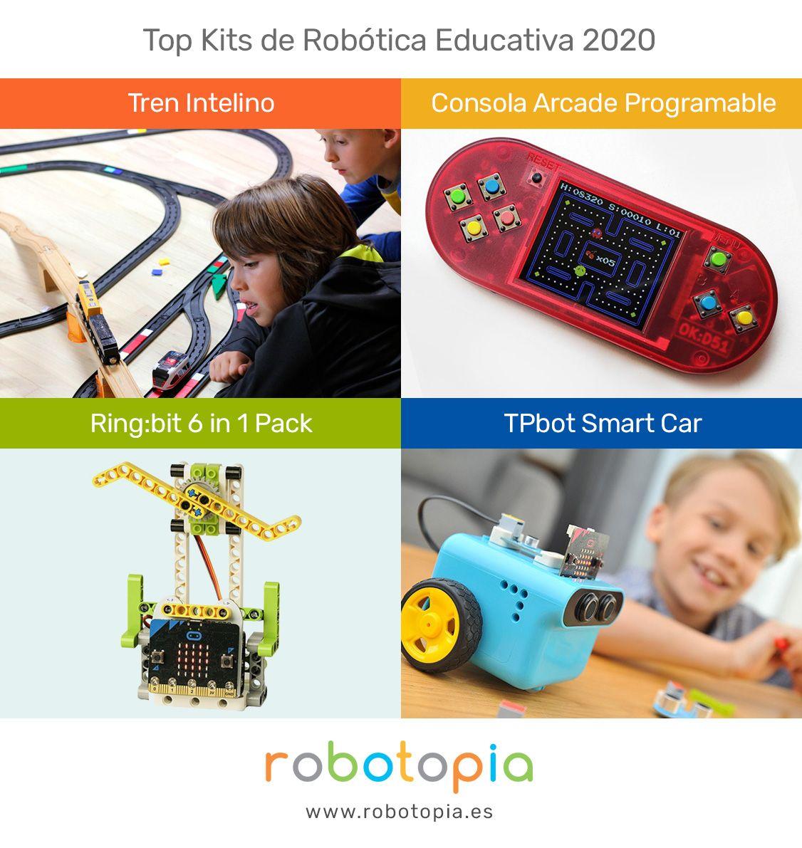 Foto de Top kits de robótica educativa 2020