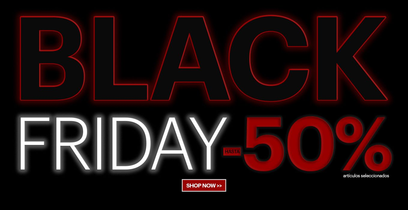 Fotografia Black Friday
