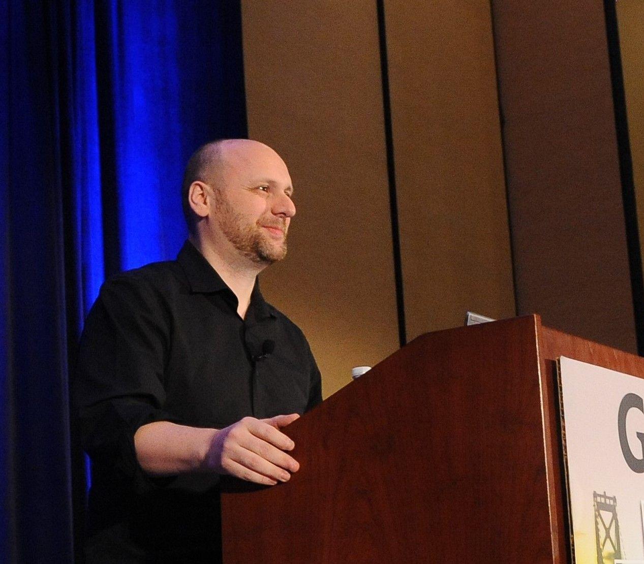 Foto de David Cage, CEO de Quantic Dreams, tendrá una intervención