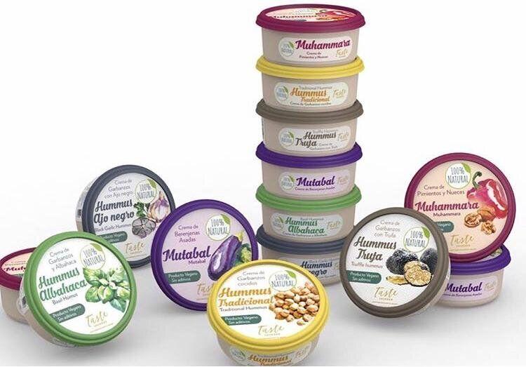 Taste Shukran llega a un acuerdo con Makro para distribuir hummus en todos sus centros