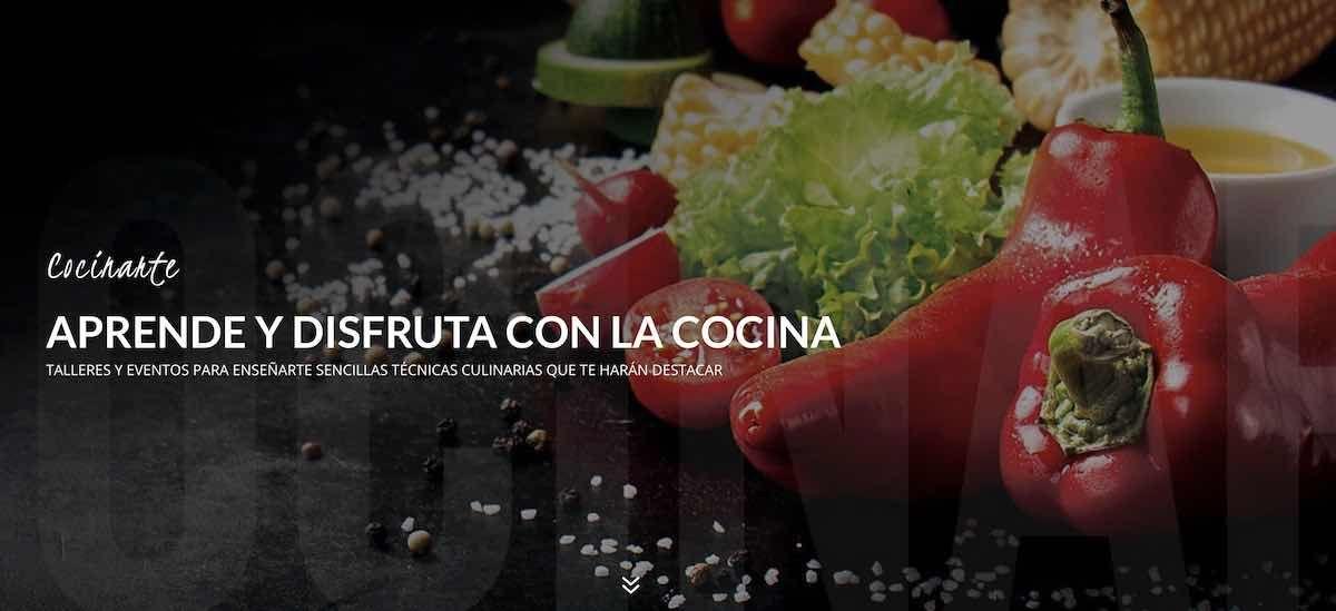 Foto de Cocinarte, aprende a destacar en la cocina
