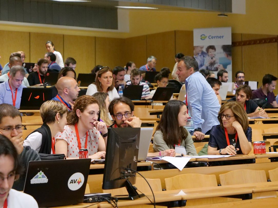 Un total de 28 equipos multidisciplinares participan en el V Hackathon Salud Virtual