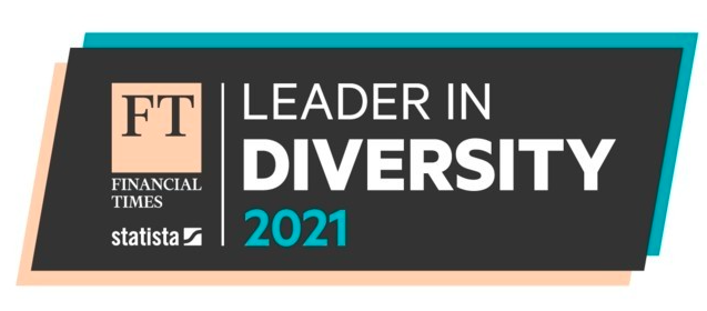 "Schneider Electric, reconocida en el Top 50 del ranking ""Diversity Leaders 2021"" del Financial Times"