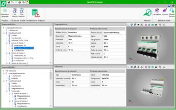 CYPE desarrolla junto a Schneider Electric un software para la selección de dispositivos de protección de instalaciones eléctric