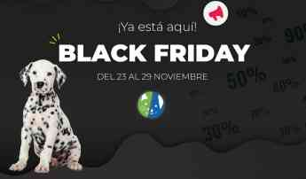 black Friday Mascota Planet