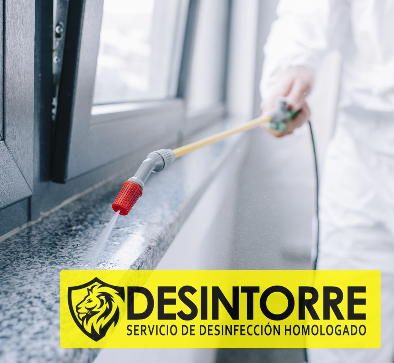 Foto de Control de Plagas DESINTORRE