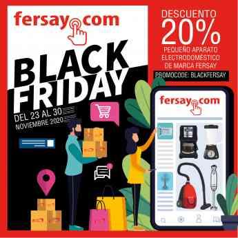Noticias Gran consumo y distribución | BlackFriday Fersay