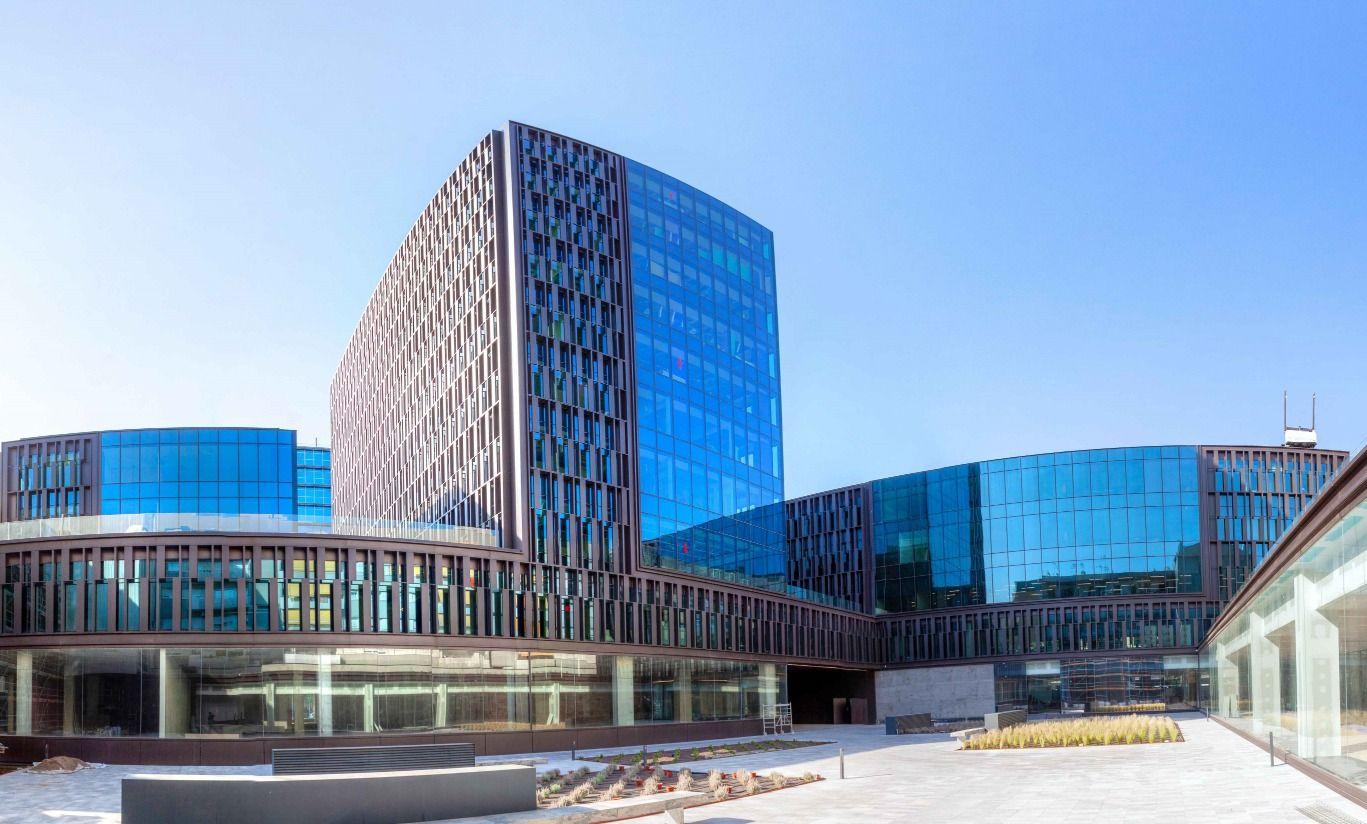Fotografia Edificio Platinum@BCN