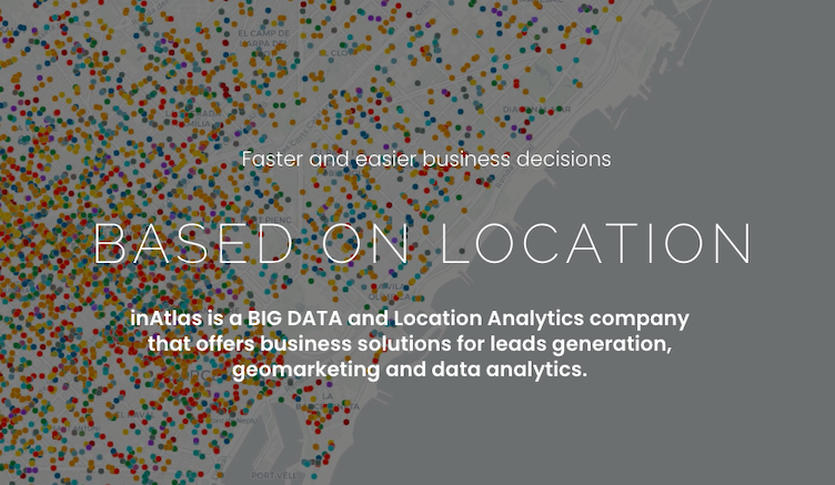 inAtlas en el Top Ten de las principales empresas en Location Intelligence