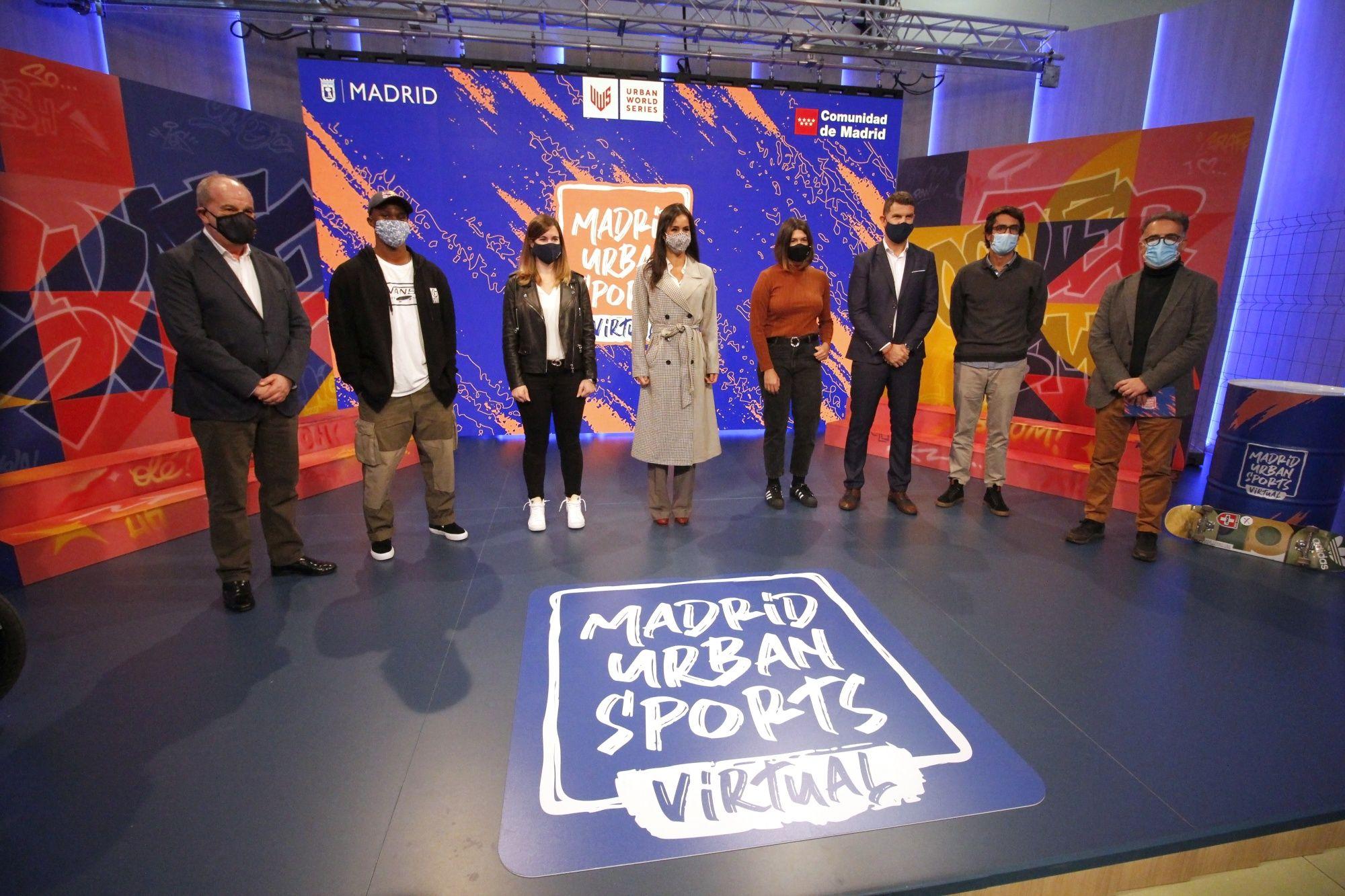 Madrid, epicentro de los deportes urbanos con un evento virtual