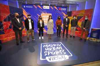 Presentación Madrid Urban Sports Virtual