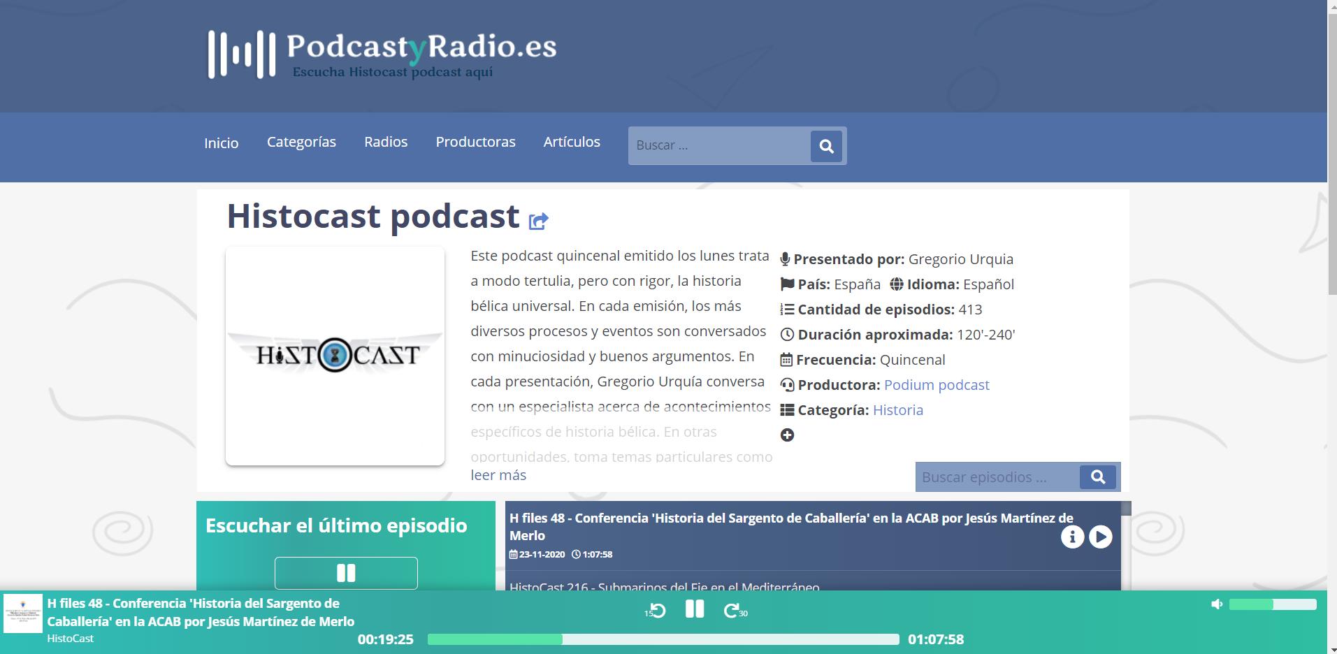 Fotografia PodcastyRadio.es ordenador