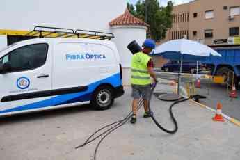 Avanza inicia en enero el despliegue de red de Fibra Óptica en Valencia centro