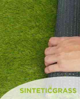 ¿Es el césped artificial la elección correcta para un jardín? Por Sintetic Grass