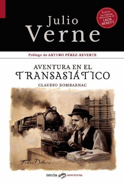 Foto de Del puño y letra de Julio Verne, Zenda Aventuras rescata una
