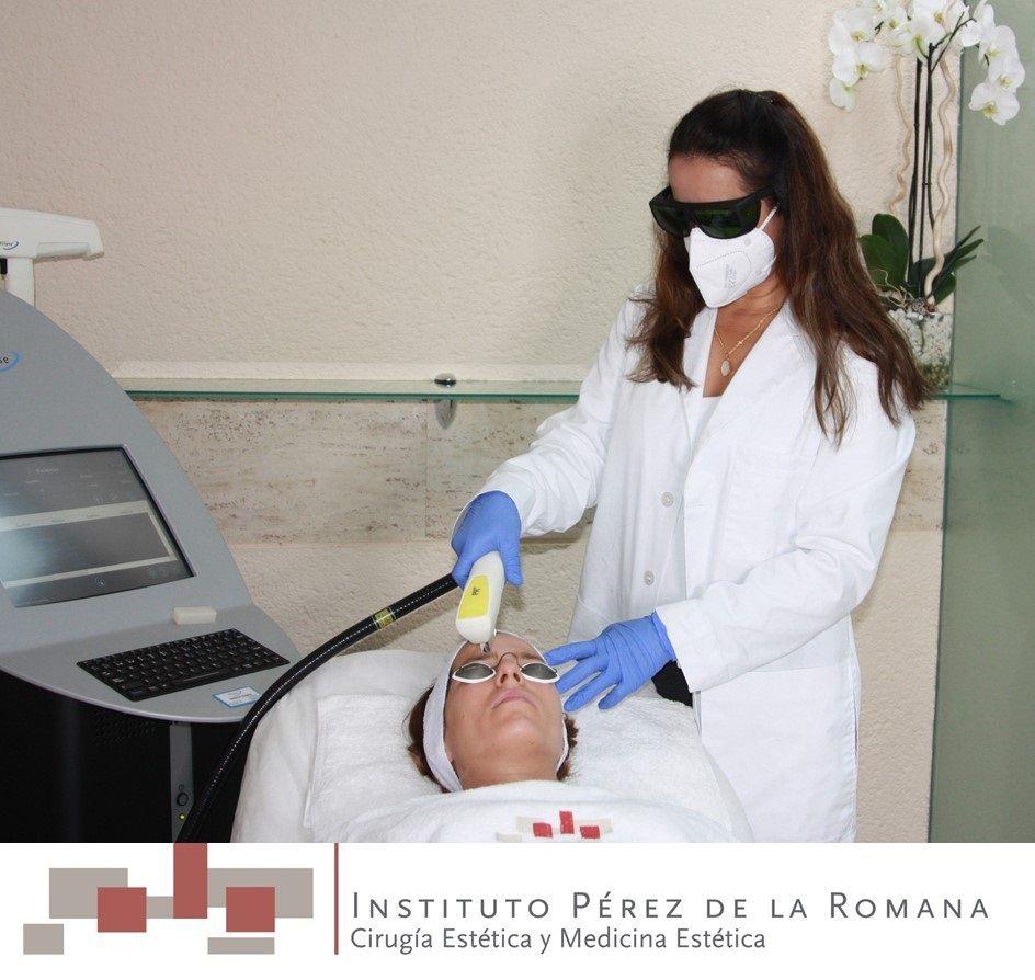 Foto de Tratamiento Ellipse Instituto Pérez de la Romana
