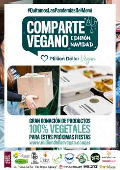 Comparte Vegano