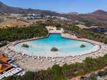 Foto de Siam Park es reconocido como mejor parque acuático de Europa