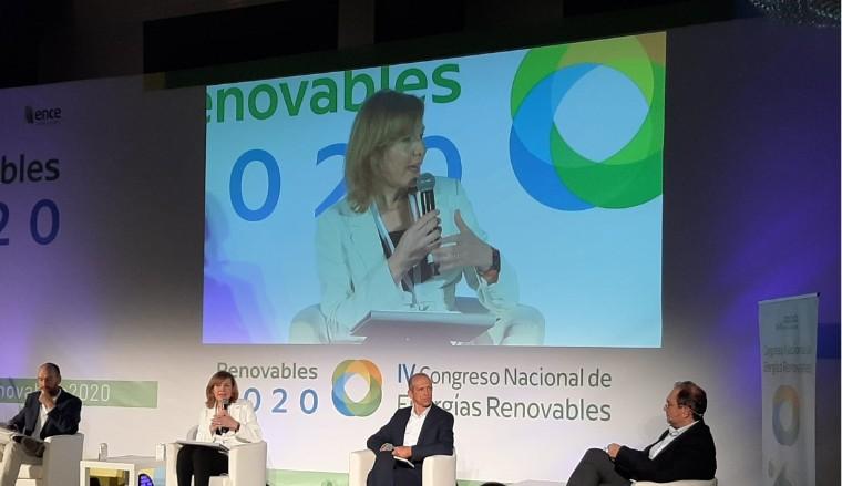 Fotografia IV Congreso Energías Renovables - APPA