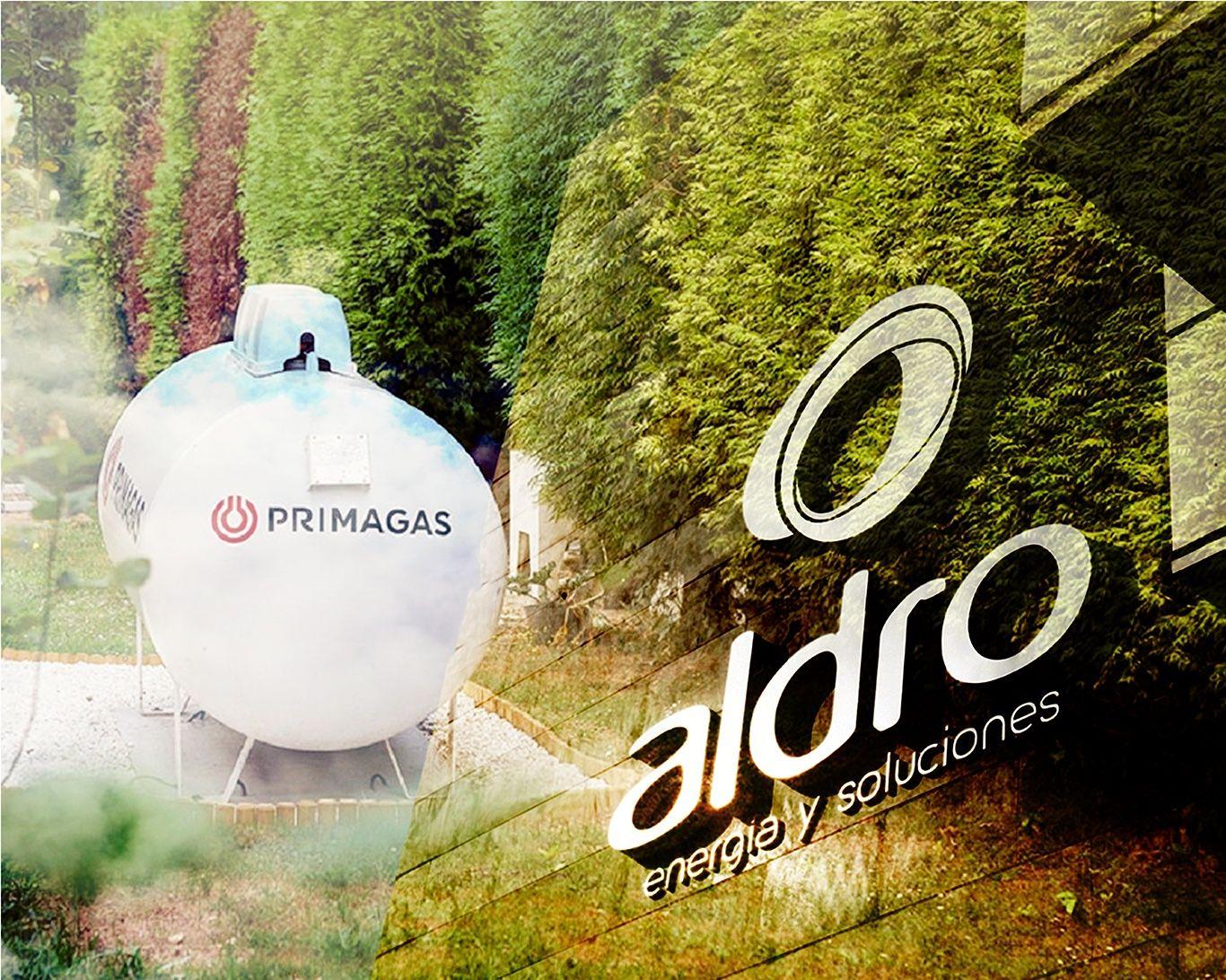 Foto de Aldro Energía y Primagas firman un acuerdo de suministro de