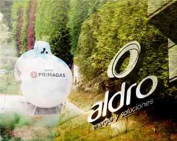 Aldro Energía y Primagas firman un acuerdo de suministro de energía sostenible.