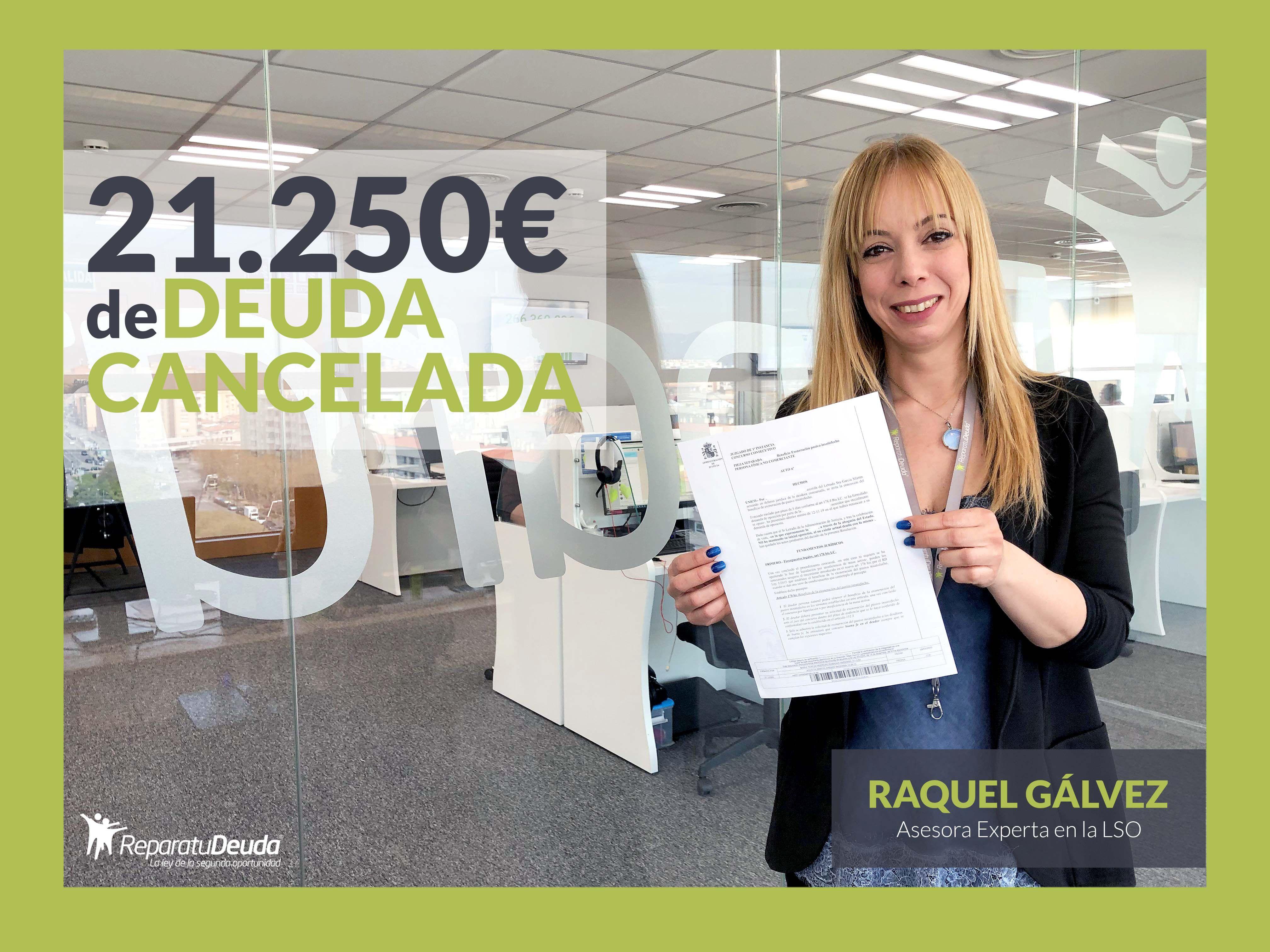 Repara tu deuda Abogados cancela 21.250 ? en Menorca (Baleares) con la Ley de Segunda oportunidad