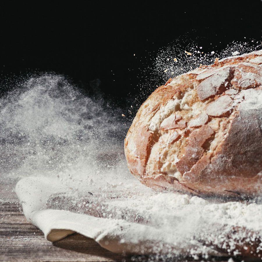 Fotografia Conceptos clave del pan