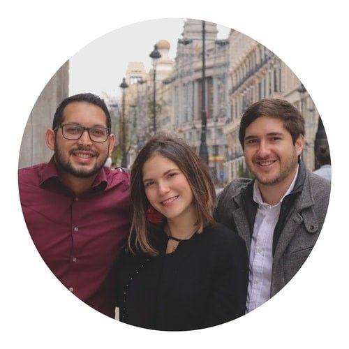 Foto de 4U, la startup de transferencia de dinero a Latinoamérica
