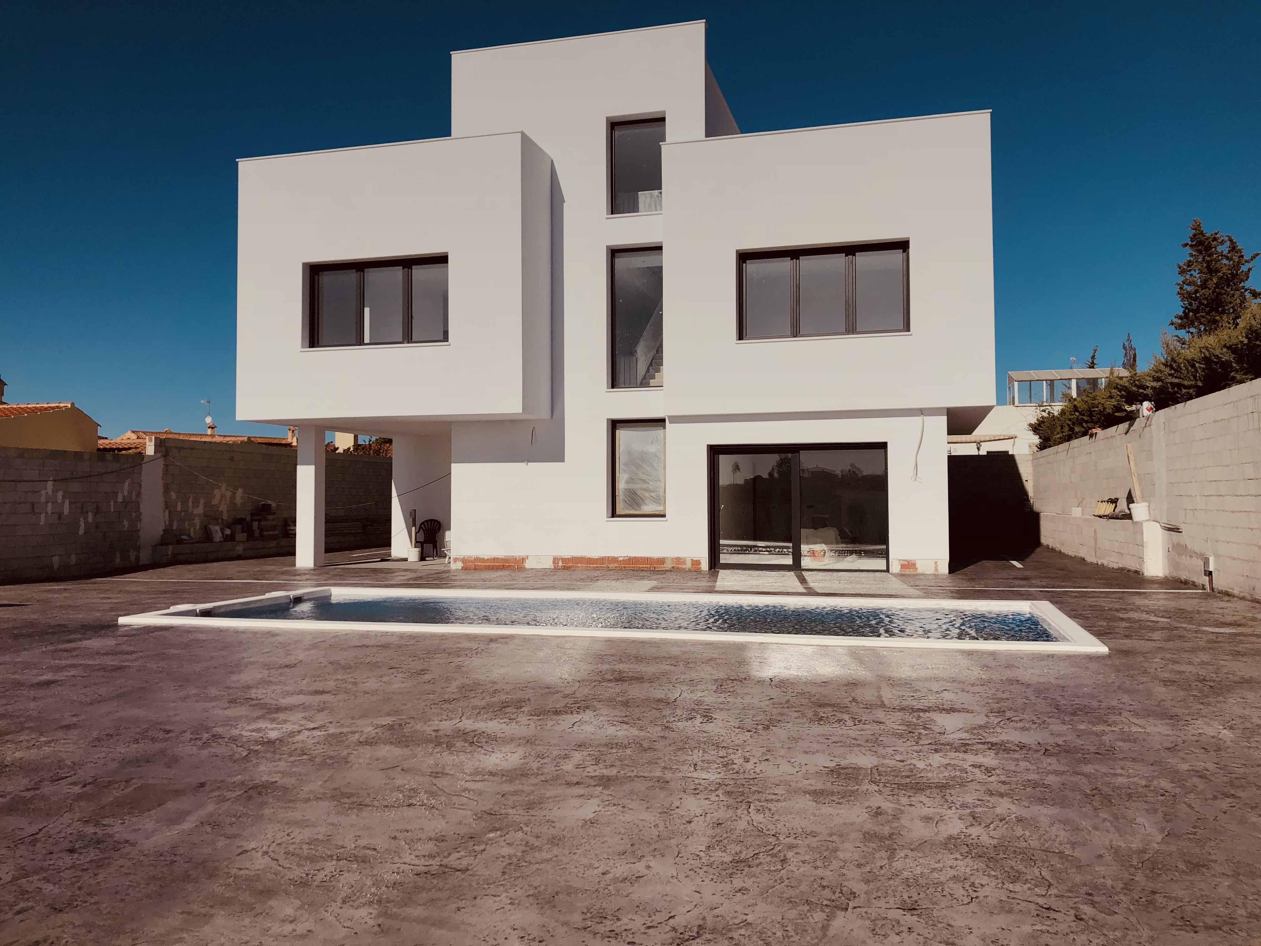 Foto de Hormigón Impreso Alicante, La Marina