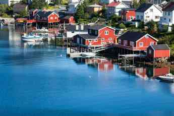 Foto de Camping en Noruega