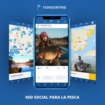 Foto de Fishsurfing - Red social para pescadores