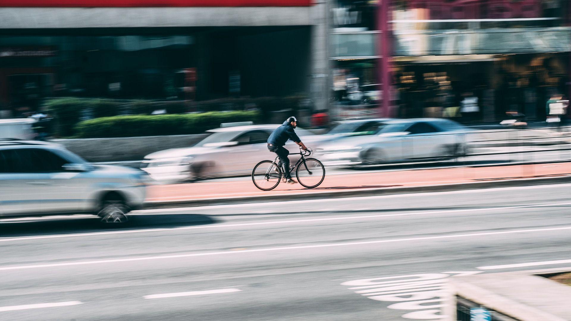 Foto de daño cerebral ciclista
