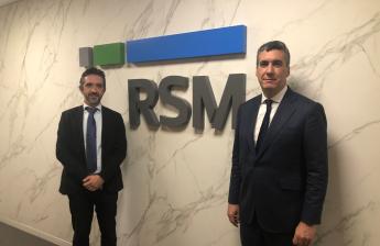 Jorge Ruano se incorpora a RSM Spain como socio de auditoría