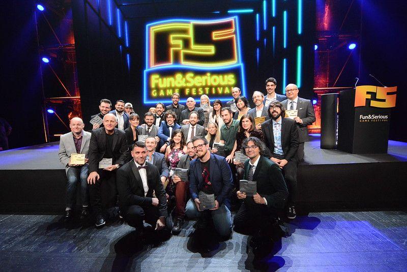 Foto de Premiados de la pasada edición del festival.