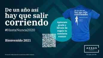Cuatro ciudades españolas salen corriendo del 2020 y dan la bienvenida cuanto antes al 2021