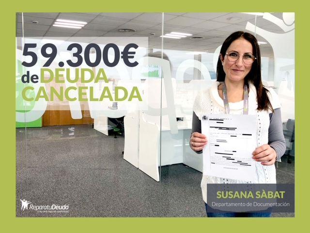 Repara tu Deuda Abogados cancela 59.300 ? en Mallorca con la Ley de Segunda Oportunidad