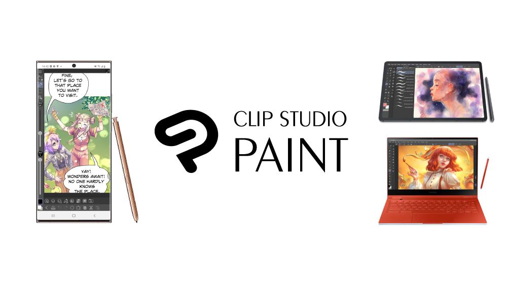 CLIP STUDIO PAINT, ahora disponible para Android