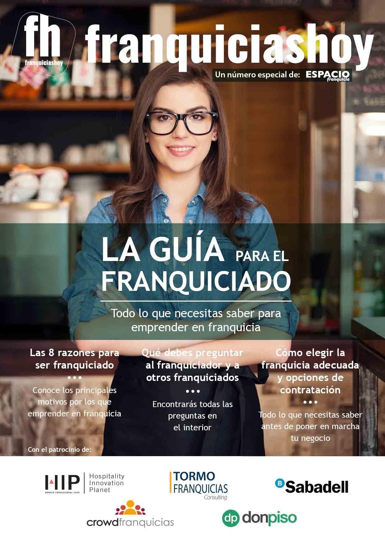 Foto de Guía para el Franquiciado