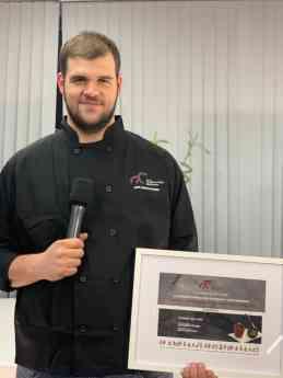 Adur Arrieta, chef medieval 2019