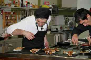 Foto de Gorka Irisarri, chef medieval 2012