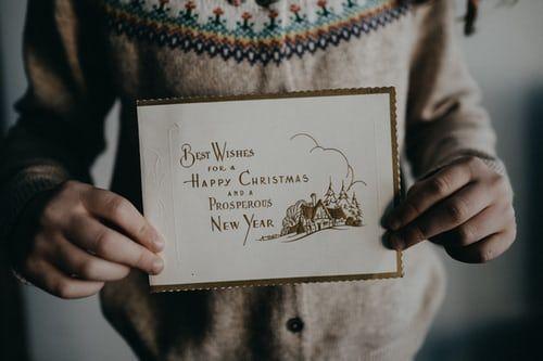 Foto de Cambridge Institute explica cómo se celebra la Navidad en el