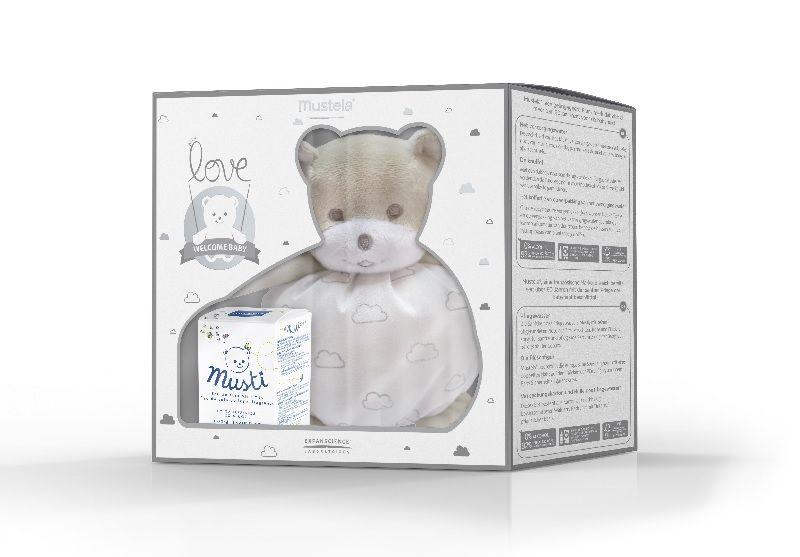 Mustela propone productos de aseo y cuidado para mimar a toda la familia como regalo para esta Navidad