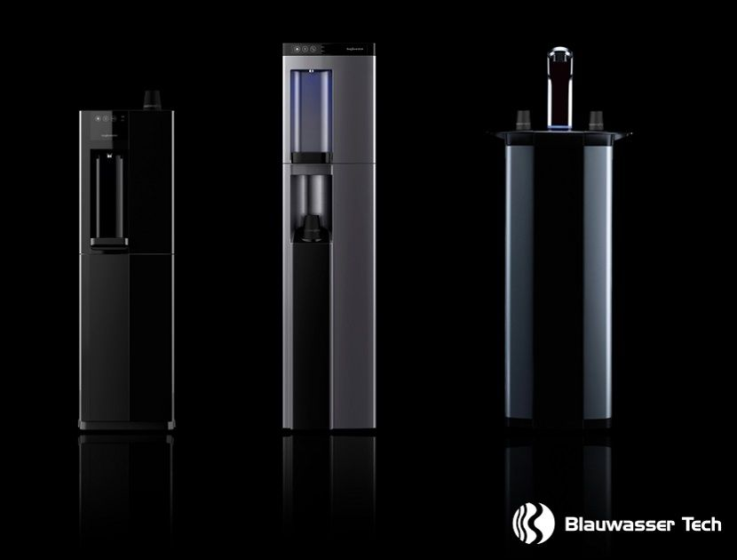 Blauwasser Tech fuente de agua